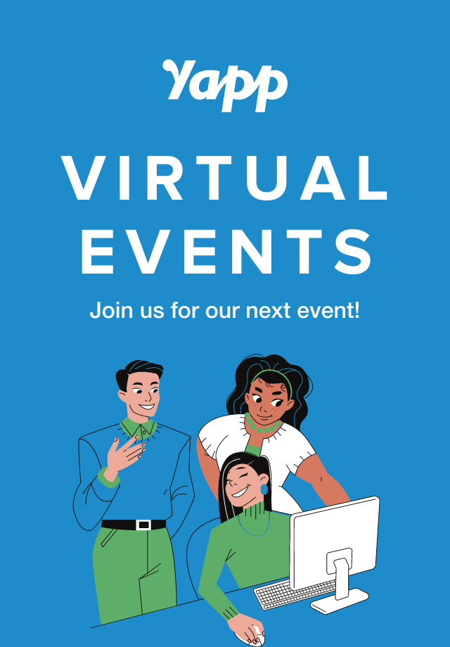 App Cover_ Virtual Events (Group, Blue GB) - Yapp