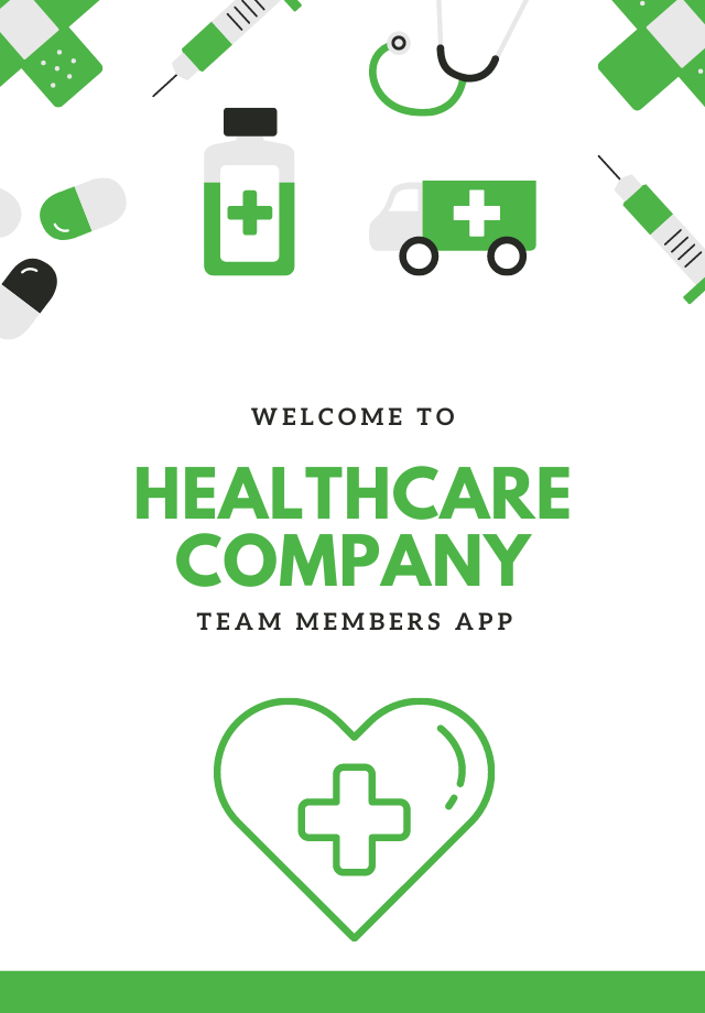 Cover - Healthcare Company Team Members - Yapp